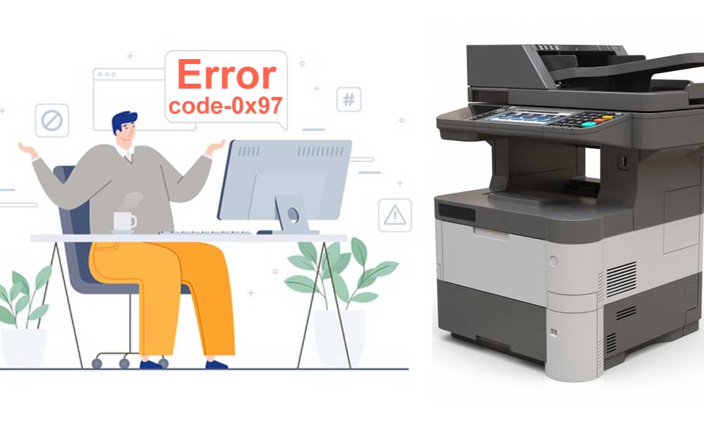 Error Code 0x97 with Epson Printer