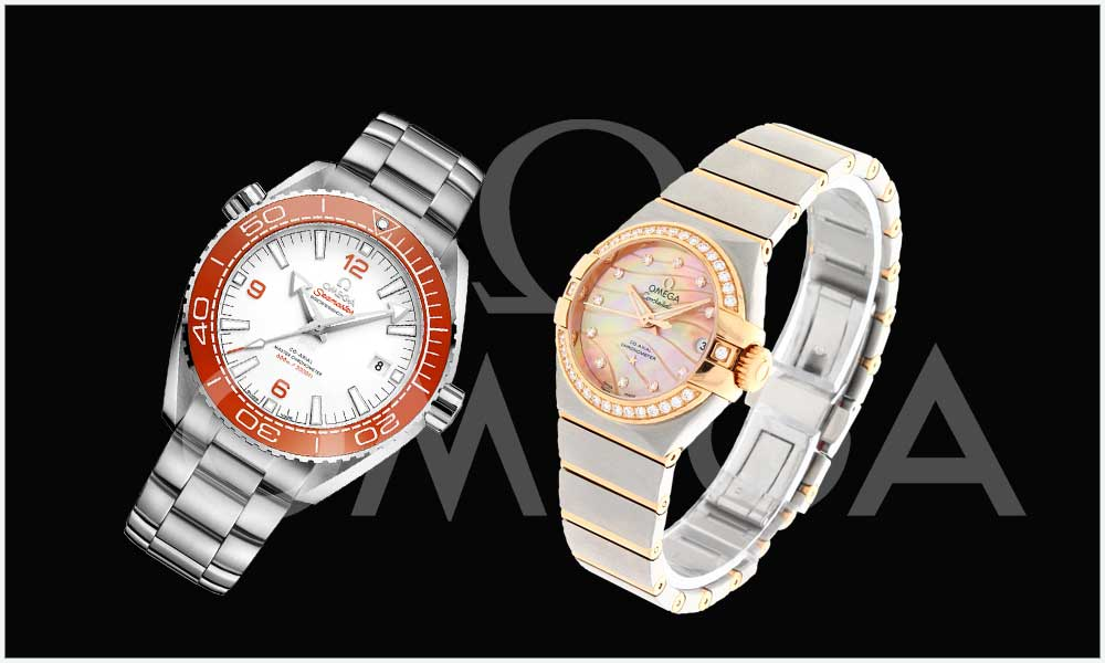 Top four Omega Watches