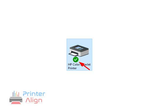 ensure that yourHP Printer is not offlinewhile printing
