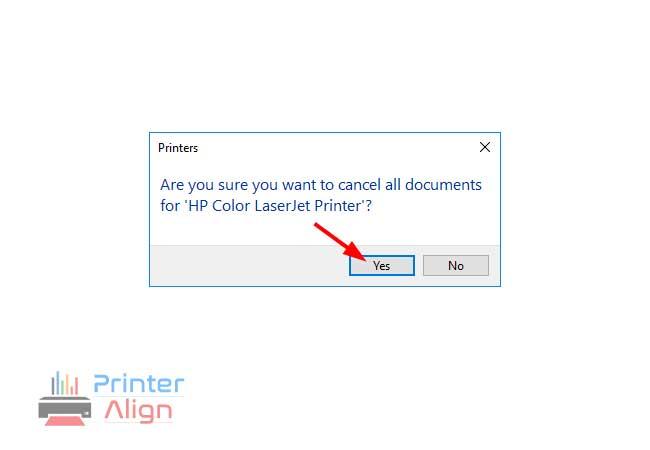 try to print to verify